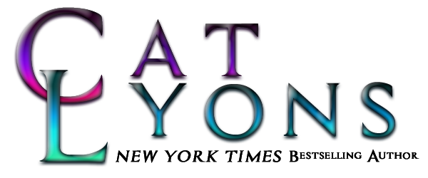 Cat Lyons YA Thriller Author